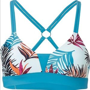 Roxy 'Keep It Roxy' Triangle Bikini Top